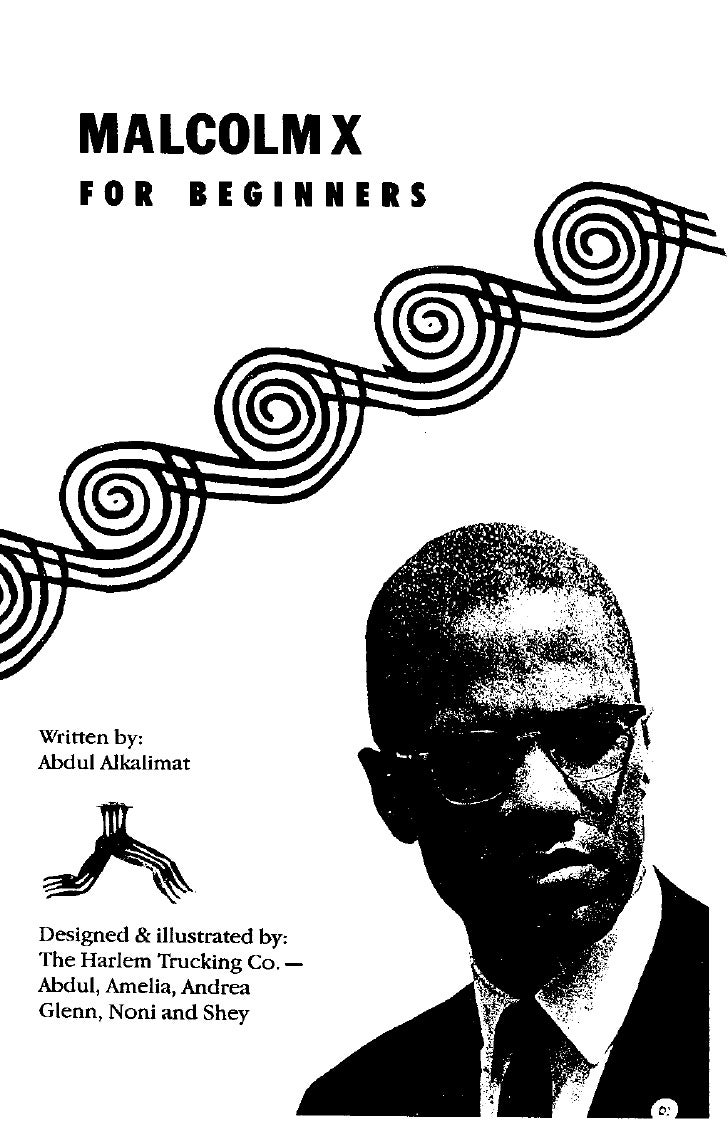 an analysis of the essay of malcolm x as a racist The autobiography of malcolm x describes malcolm as an anti-racist and a political critique during his life although the author paints him as a human rights activist, earlier in his life he is a drug addict and criminal disqualifying his profession.