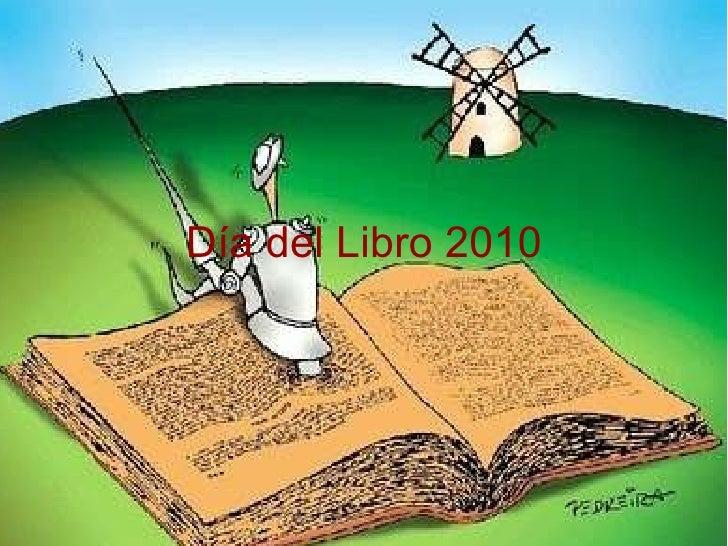 Día del Libro 2010