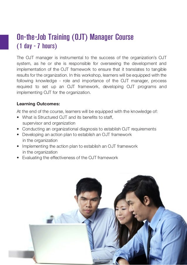Brochure ojt new 3 ojt programs 11 malvernweather Image collections