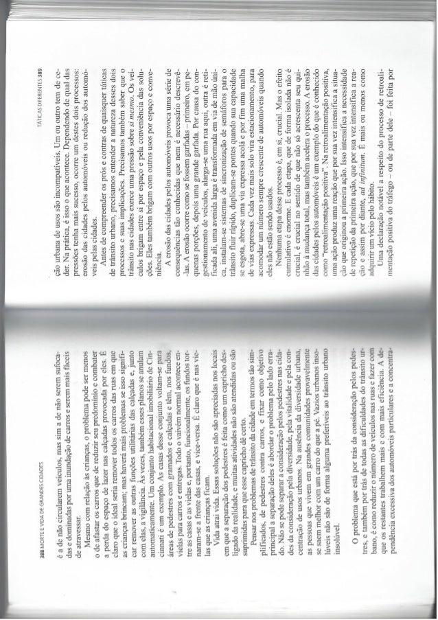 LIVRO JANE JACOBS - 386 a bibliografia