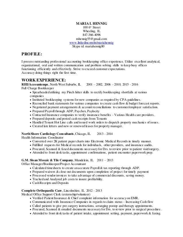 10.16 Resume
