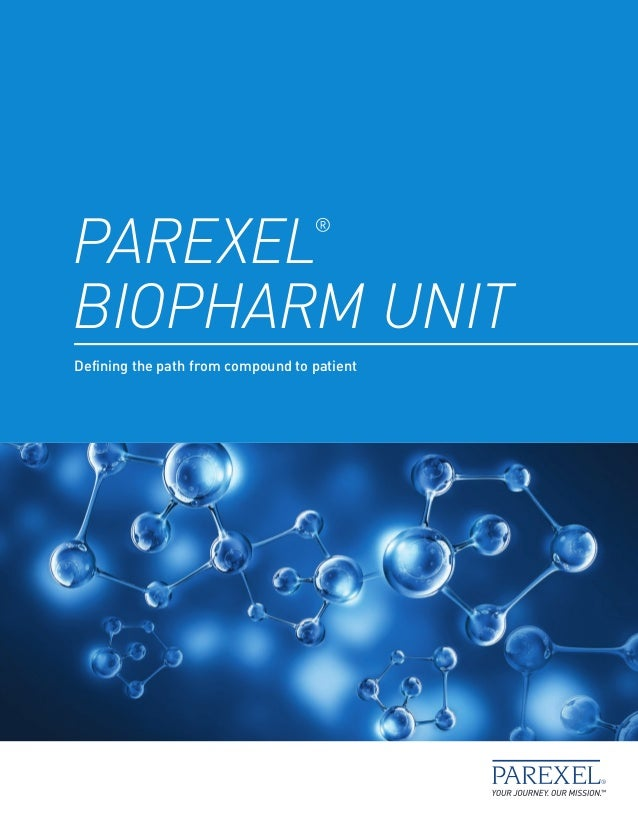 parexel biopharm unit