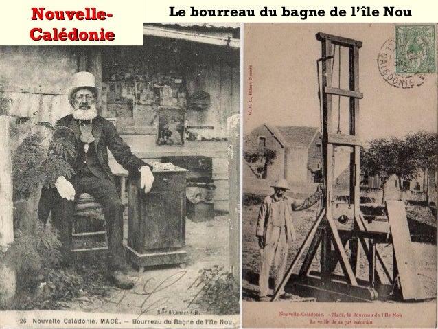 Bagne et bagnards - Office des postes et telecommunications de nouvelle caledonie ...