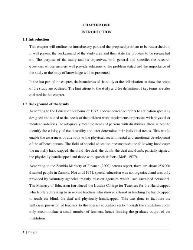 1   P a g e CHAPTER ONE INTRODUCTION 1.1 Introduction This chapter will outline the introductory part and the proposed pro...