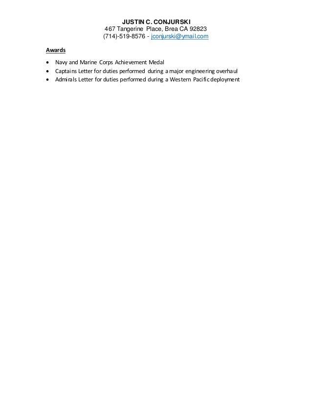 justin conjurski resume 4