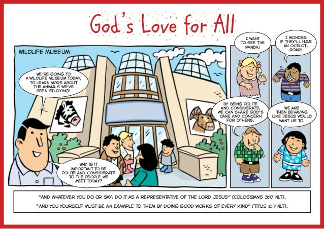 "God's Love for All Wildlife Museum ""And whatever you do or say, do it as a representative of the Lord Jesus"" (Colossians 3..."