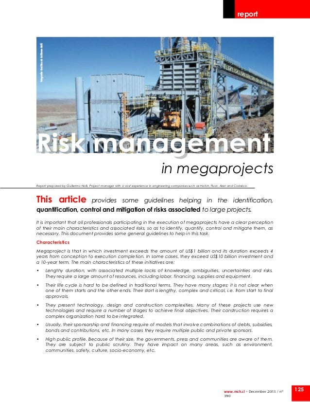 MEGAPROJECTS AND RISK EBOOK