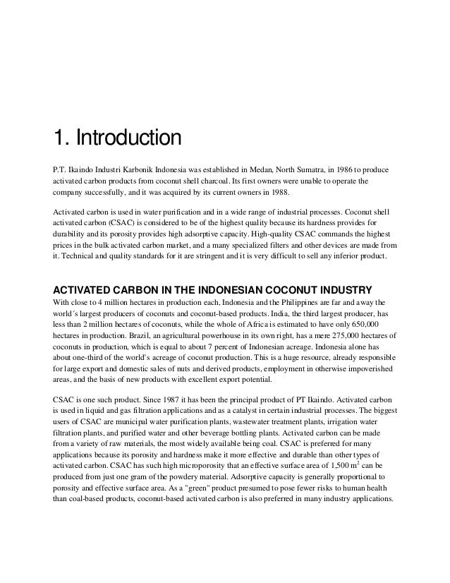3 Table 1-1 Indonesia, Value Added and Exports, Coconut and Products, 2010/2011 SOURCES: Asian and Pacific Coconut Communi...