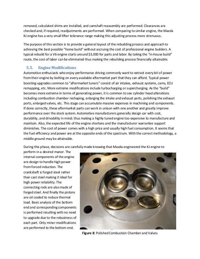 Dylan Alesiokj Enginefinal Revision on V6 3000 4 Cam 24