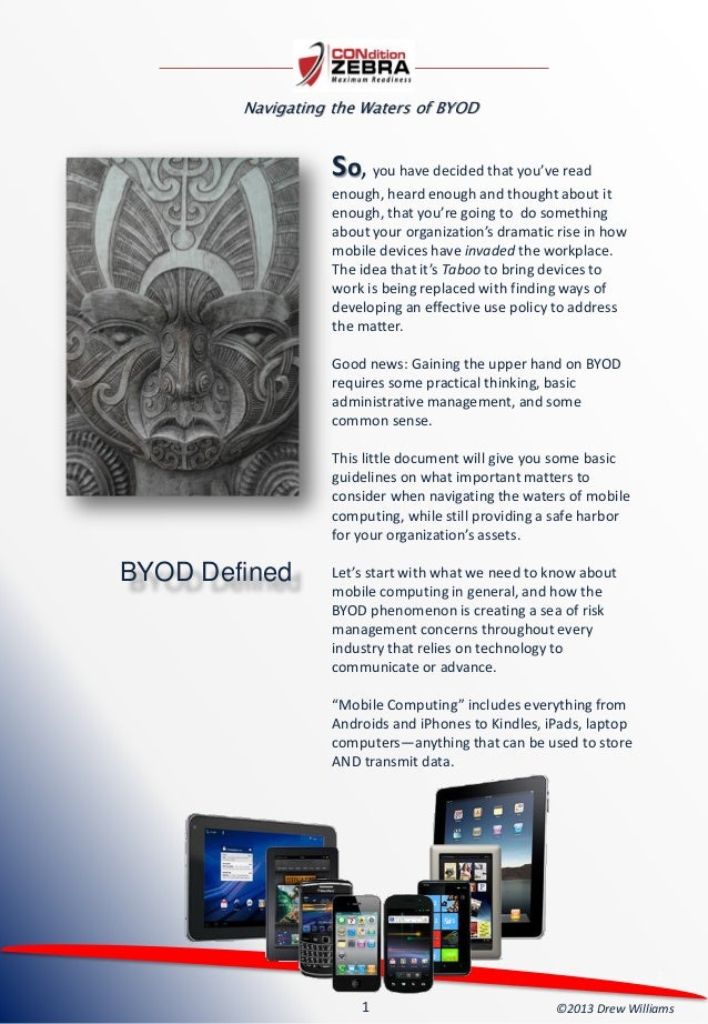 Byod ebook part 1 drew fandeluxe Choice Image