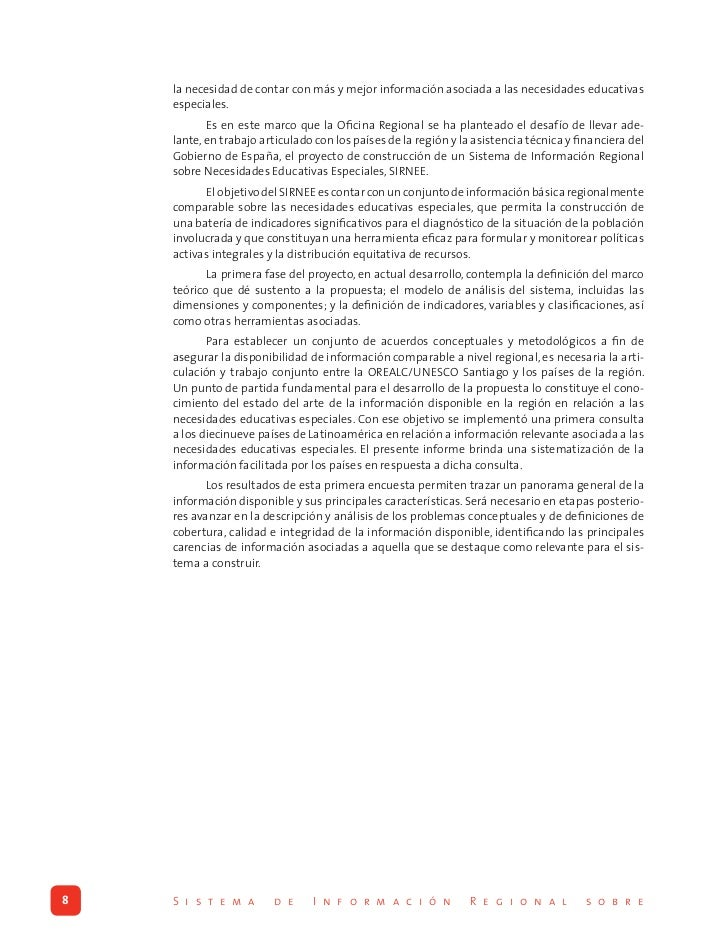 tros de Educación de la región en el Proyecto Regional de Educación para América Latina y                       el Caribe,...