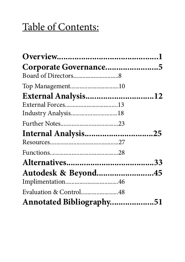 Strategic Audit: Adobe Systems Inc. Slide 3