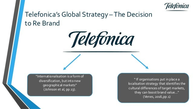 analysis of telefonica case Telefónica overcomes portugal's objections to its takeover of vivo  news  analysis  telefónica's owners now know for sure it is overpaying.