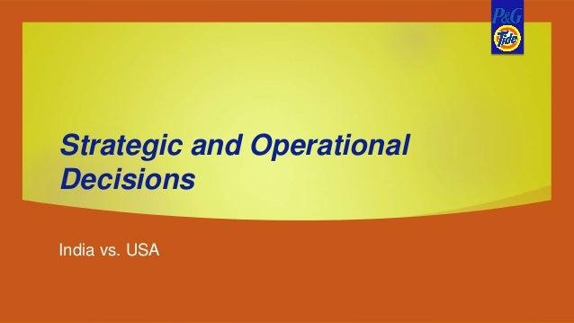 Tide SWOT Analysis, Competitors & USP