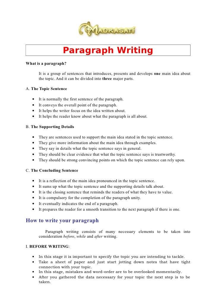 391505 paragraph-writing