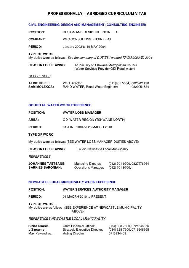 Nett Es Direktor Lebenslauf Doc Galerie - Entry Level Resume ...