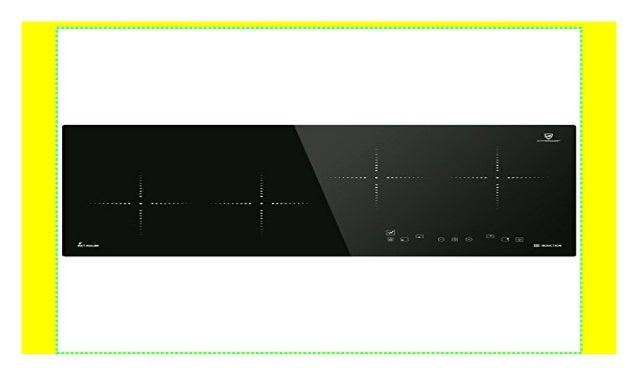 Backfen & Kochfelder Elektro-Grogerte 92 cm gro extra breit ...