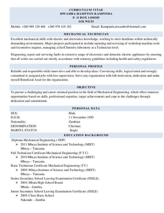 locomotive engineer resume