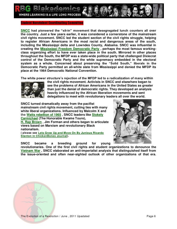 the many factors revolving around the civil rights movement Essays - largest database of quality sample essays and research papers on conclusion of the civil war.