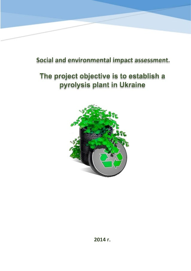 4 Social and environmental impact assessment