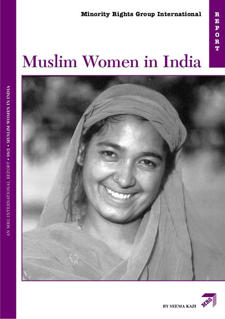 Oppression muslim women in canada