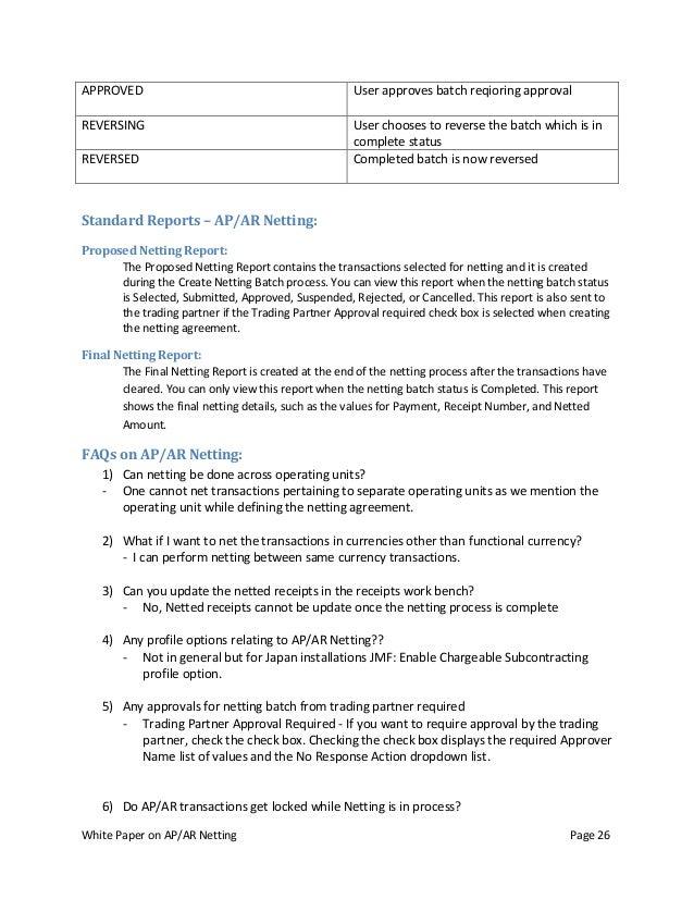 39645056 White Paper On R12 Ap Ar Netting 1