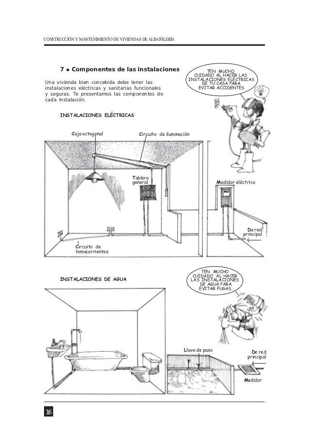 Manual de construccion de albanileria confinada for Manual de construccion de albercas pdf