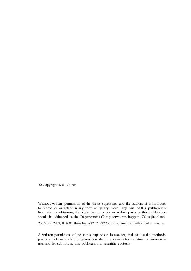 Gallery — Thesis