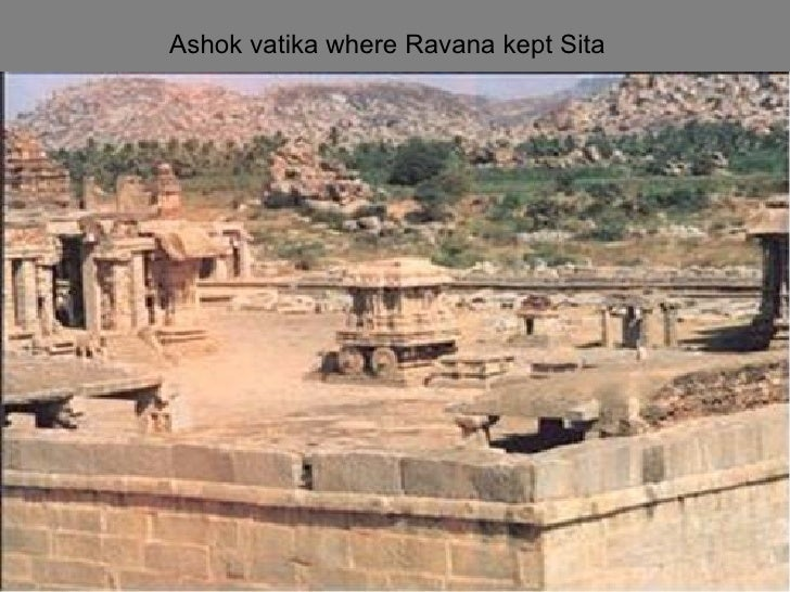 Proof Of Ramayana