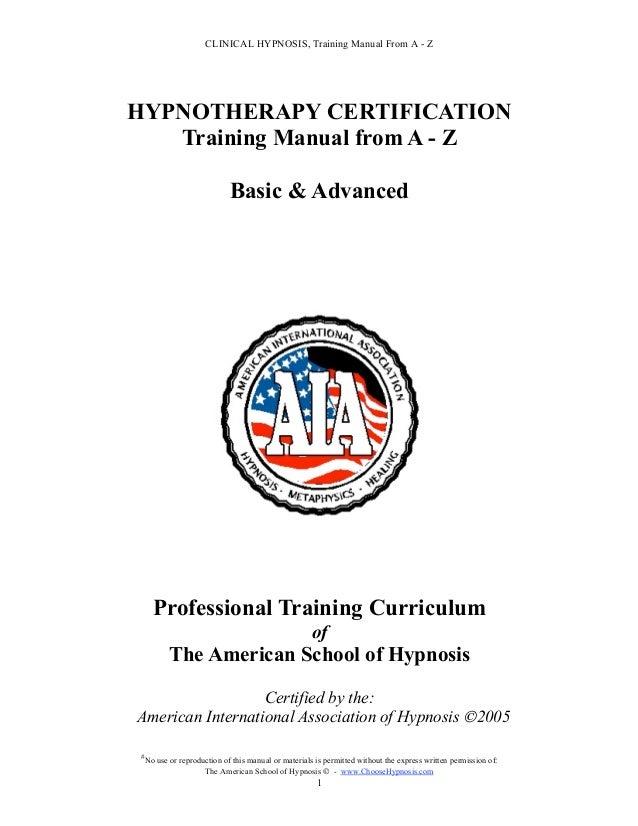 39934806 hypnosis-manual