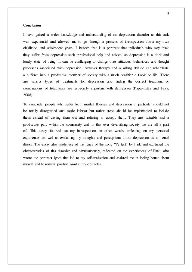 Essay On Science And Technology Essay About Depression Disorder Short English Essays also Proposal Argument Essay Examples Essay About Depression Disorder  Depression Introduction Example Of An Essay Proposal