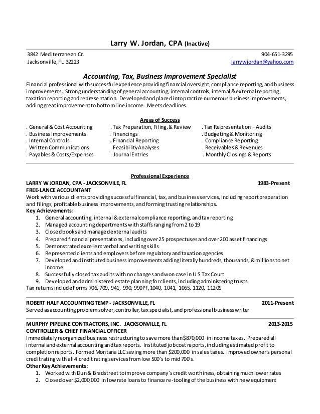 Charming Accounting Temp Resume Photos - Resume Ideas - bayaar.info