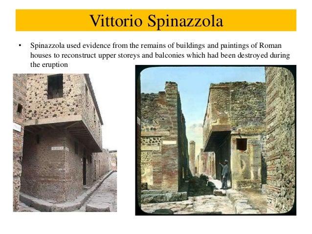 Dating methods of pompeii