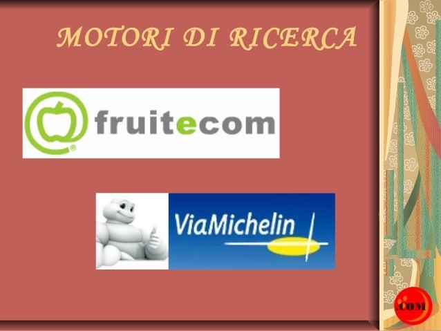 MOTORI DI RICERCA .COM