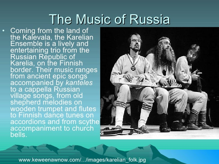 3 A Nationalism And Russian Composers