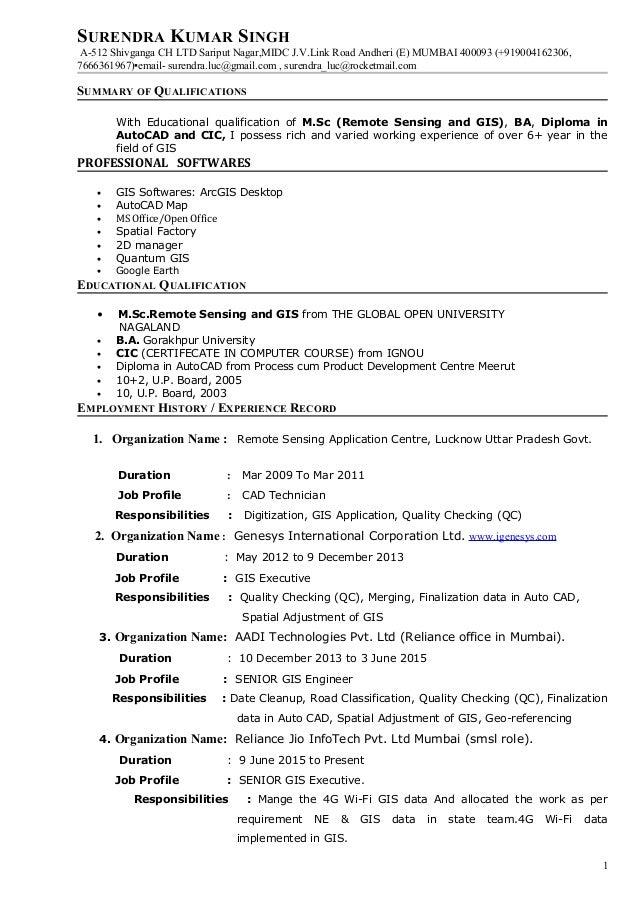 dental technician resume