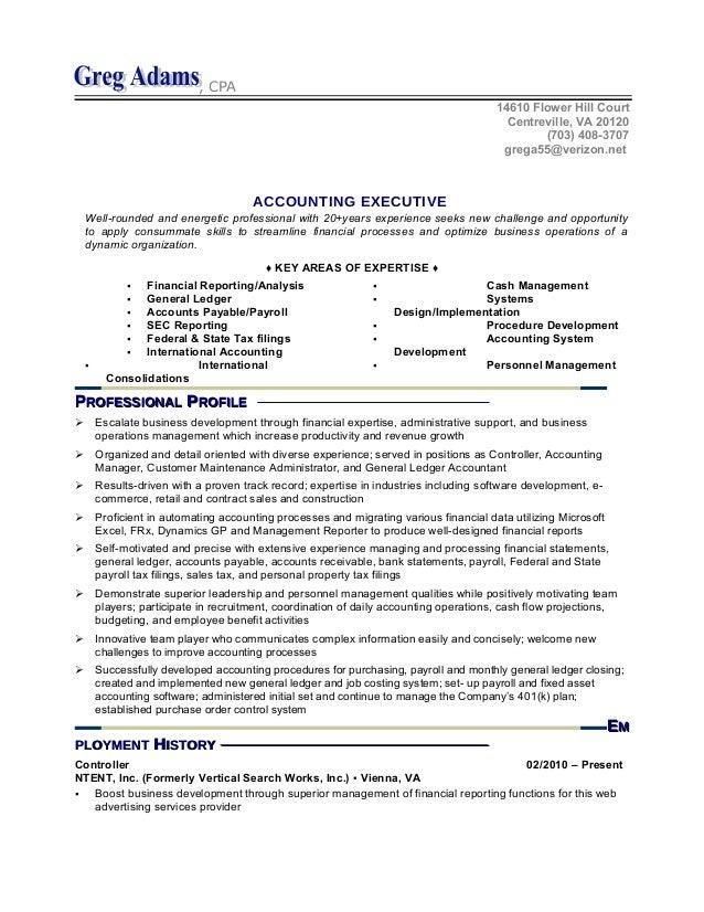 GAdams resume 0215 – Stock Plan Administrator
