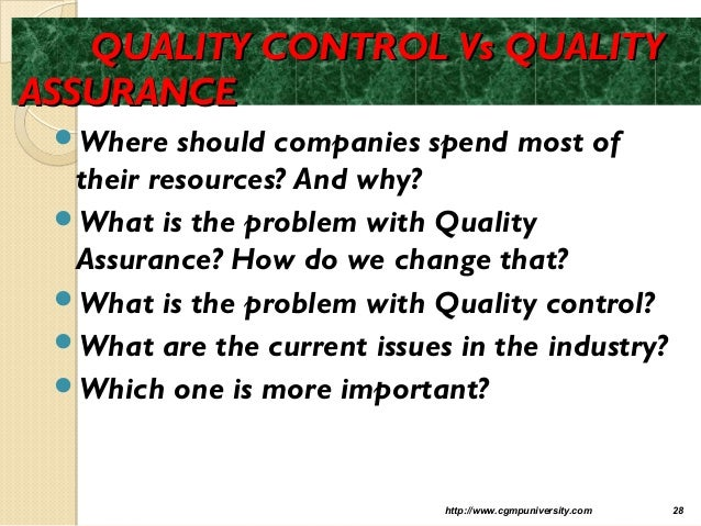 How To Design A Quality System That Meets Compliance Requirements 2014