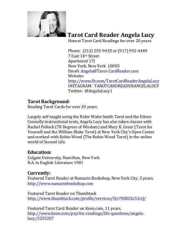 resume reader