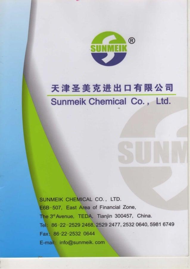 Sunmeik Brochure