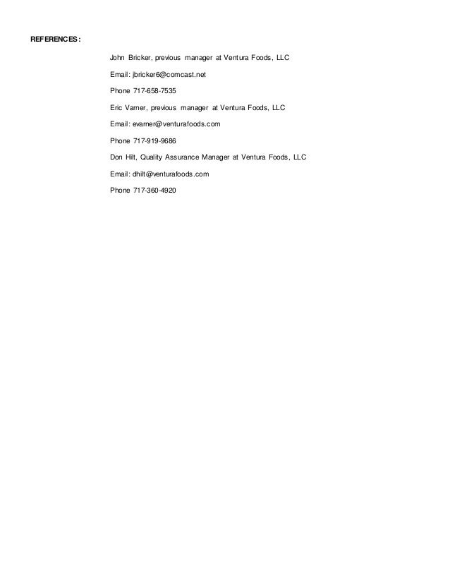melissa updated resume quality assurance