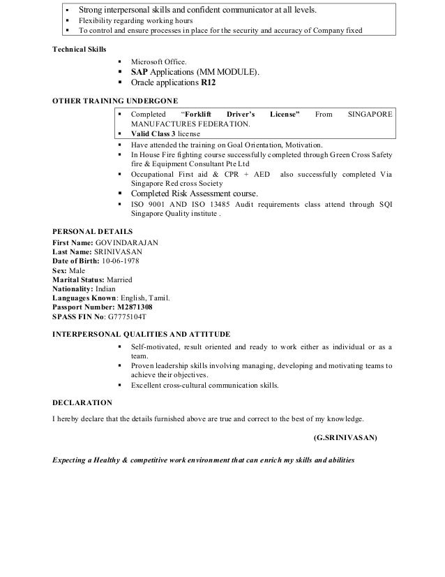 Strong Interpersonal Skills  Interpersonal Skills On Resume