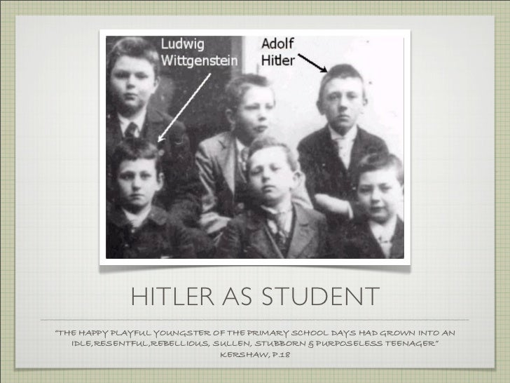 Adolf Hitler's Early Years