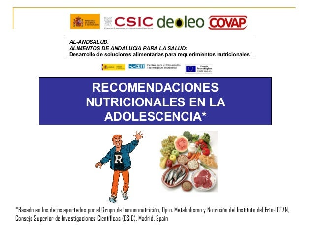 AL-ANDSALUD.                        ALIMENTOS DE ANDALUCIA PARA LA SALUD:                        Desarrollo de soluciones ...