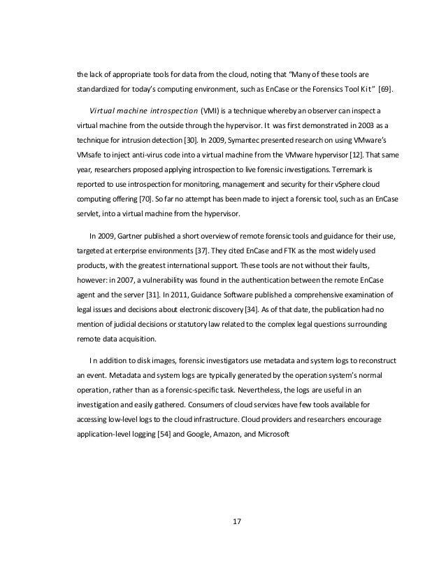 msc dissertation on cloud deekshant jeerakun