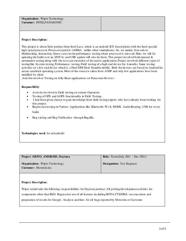 System Validation Engineering Group Praveen Suvarna  Validation Engineer Resume