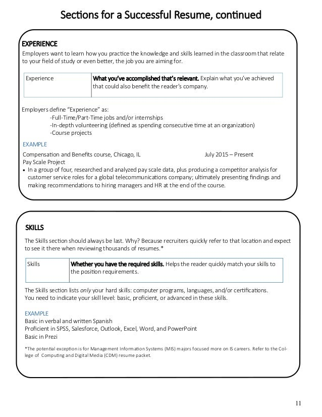 resume packet target your resume cesblogs professional resume