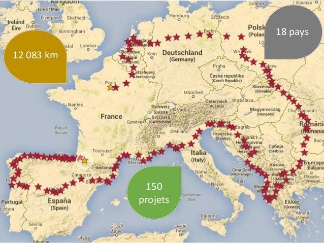 Forum Nantes ville comestible 24/01/15 : tour d'Europe des initiatives d'agriculture urbaine par Agrovélocités Slide 3