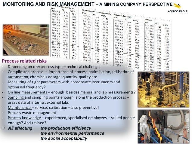 global risk management in mining The mining industry has recently faced significant volatility as global demand has   commodity trading, shipping, enterprise risk management, and information.