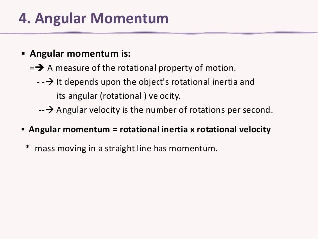 3 angular motion